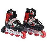 Sports Fitness Adjustable Iline Roller Skate Shoe
