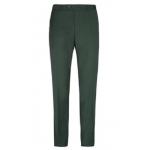 Green Berlin Slim Fit Suit Trousers