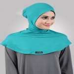 Ninja Hijab - Teal Green