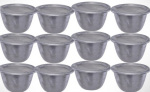 Pauline's Gift Store Moin Moin Plates 12-pieces Set
