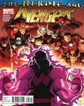 Avengers 4th Series Issue 2
