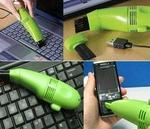 USB Mini Vacuum Cleaner For Laptops/desktop