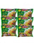 Indomie Onion Chicken Flavour Noodles - 70g x 6 Pieces