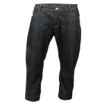 Men's Straight Jeans - Black