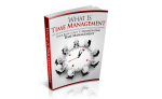 What Is Time Management E-book