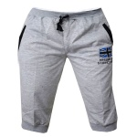 Dolphin Joggers Pants - Grey