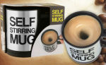Precisefeet Store Self Stirring Mug