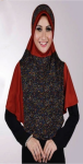 Vell Hijab - Brown