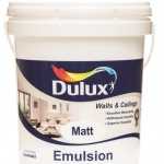 Dulux Emulsion Brillant White