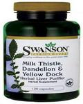 Health & Alternative Plus Milk Thistle, Danadelon & Yellow Duck