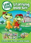 Leapfrog- Learning DVD Set