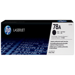 HP Original Laserjet Toner Cartridge - Ce278a - 78a Black