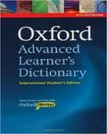 Oxford Advanced Learners Dictionary 8th Edition International Students Edition With Cd-rom And Oxford Iwriter
