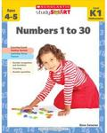 Scholastic Study Smart: Numbers 1 To 30