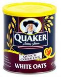 Quaker White Oats - Tinned Pack