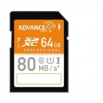 Advance Media Professional 64GB SD Memory Card