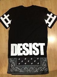 Desist black bandana extended shirt prices pricecheck shopping nigeria desist black bandana extended shirt thecheapjerseys Gallery