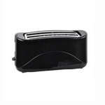 Sabichi Essential 4 Slice Toaster Black